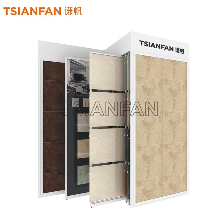 Tile Sliding Display Rack Custom,Tile Sliding Display Rack Suppliers-CT2154