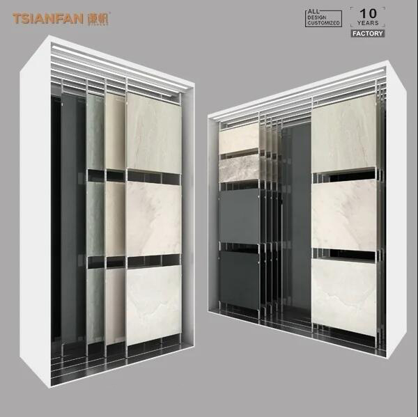Granite and Marble Tile Display Rack-CT608