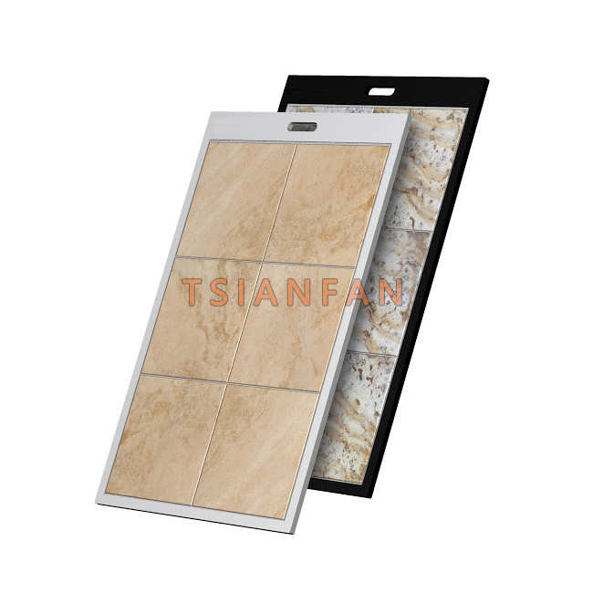 Tile Sample Display Boards Suppliers-PS2009