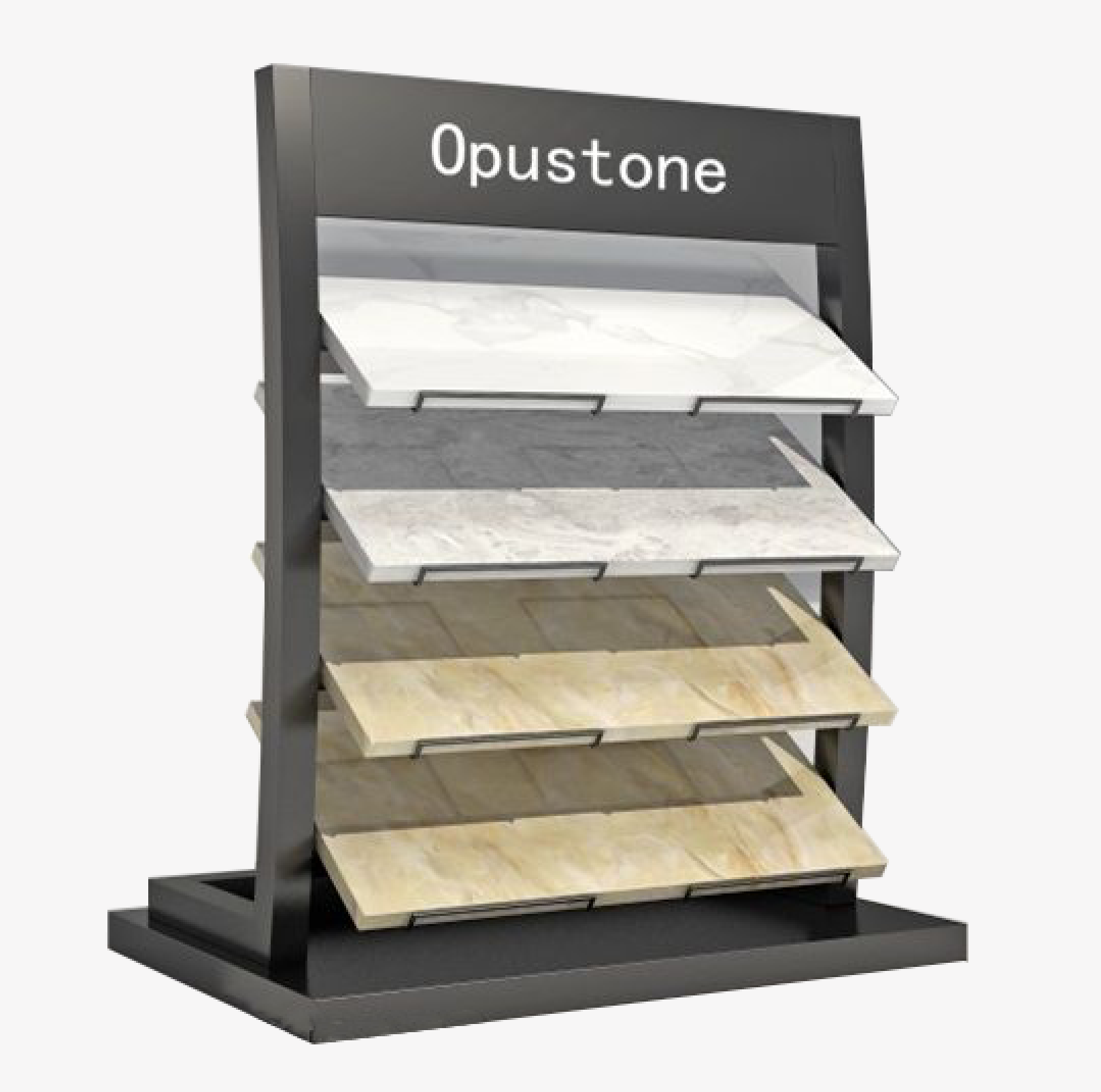 Marble And Granit Stone Display Stand-SR122