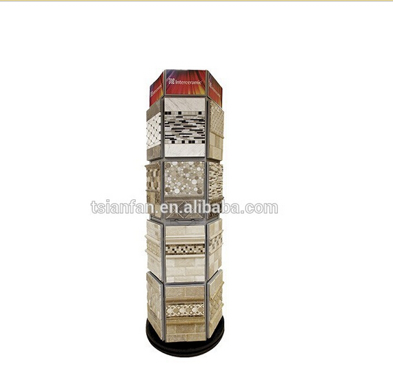 Stone Display Racks Wholesale-SRZ036