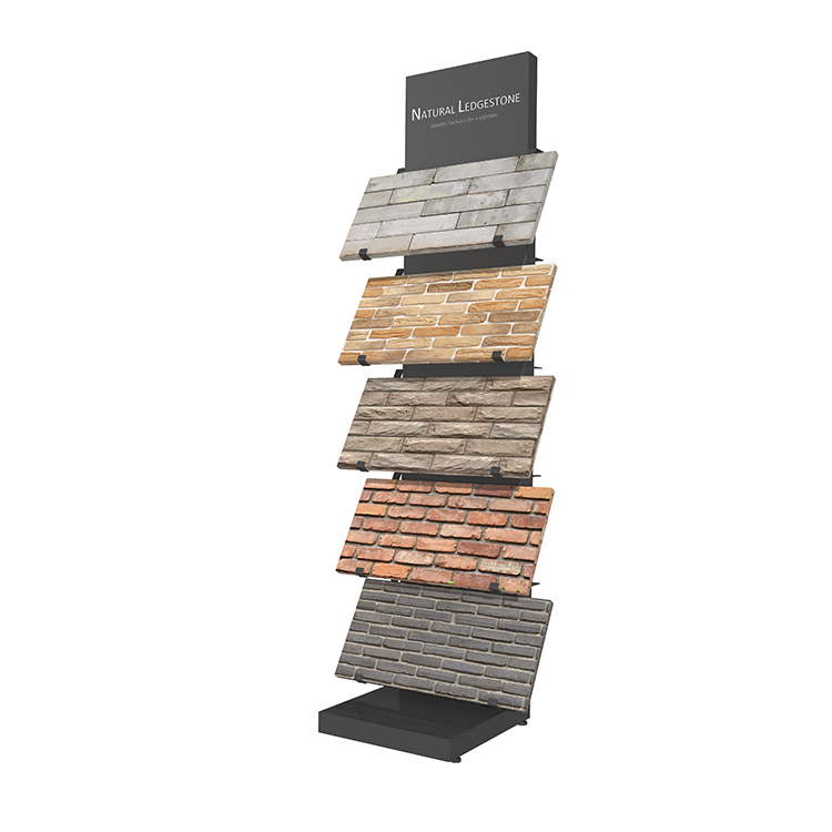Stone Sample Display Racks-SW053