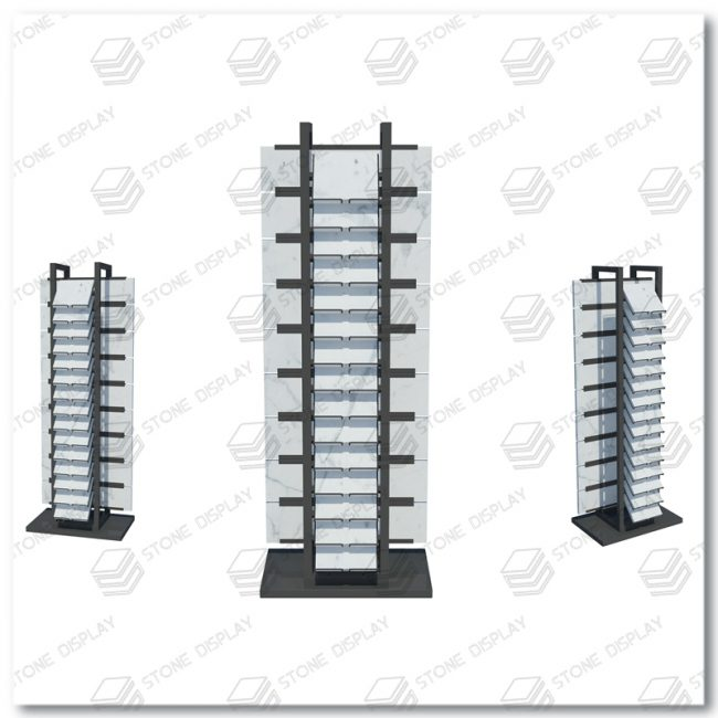Customized Quartz Stone,Ceramic Tile Display Racks CE085