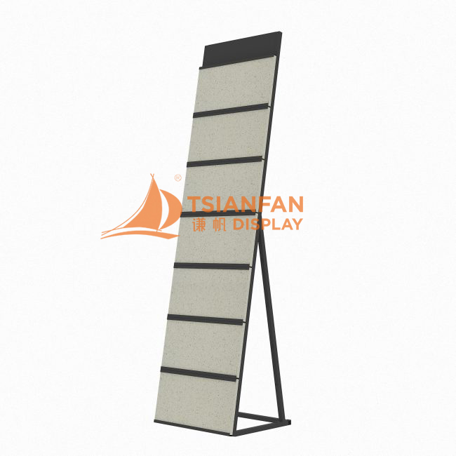Waterfall Tile Display Rack For Sale-WE011