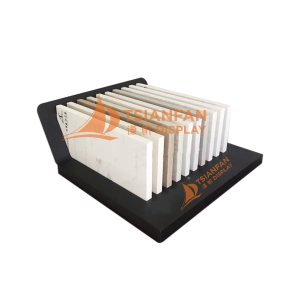 Stone Tabletop Display Stand-CRT005