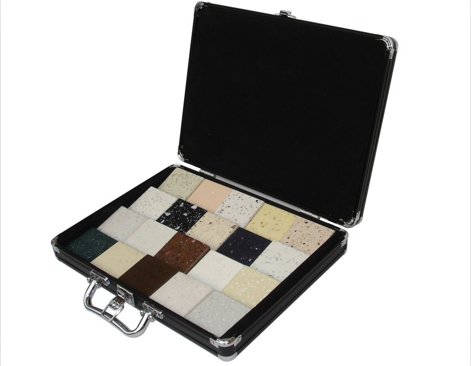 Stone Sample Board/Case