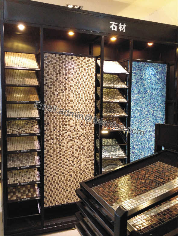 Mosaic Display Cases (1)