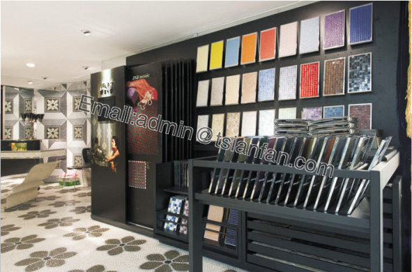 Mosaic Display Cases (12)