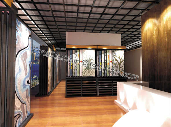 Mosaic Display Cases (15)
