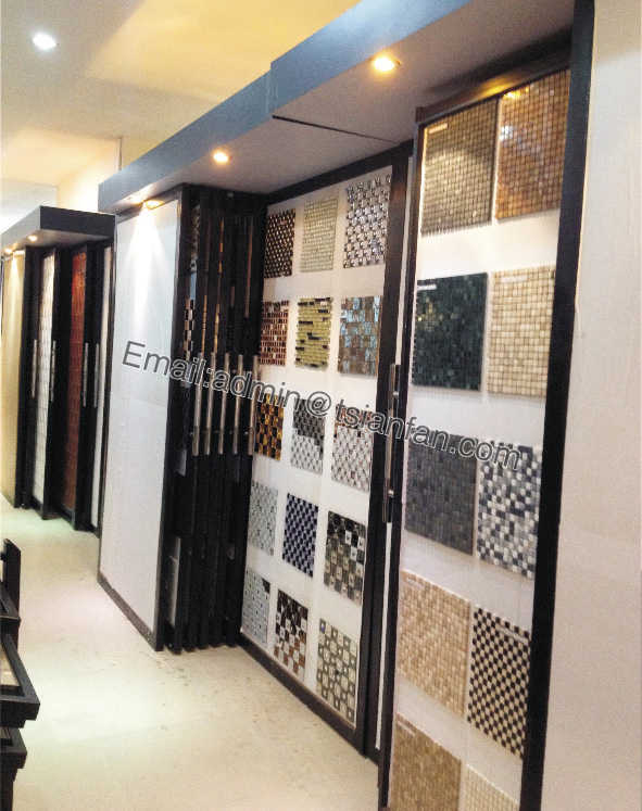 Mosaic Display Cases (2)