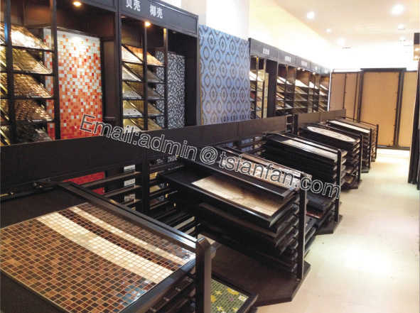 Mosaic Display Cases (3)
