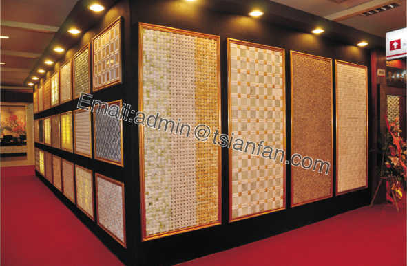 Mosaic Display Cases (5)