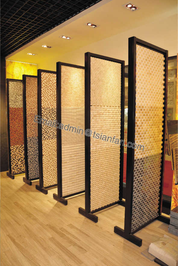 Mosaic Display Cases (6)