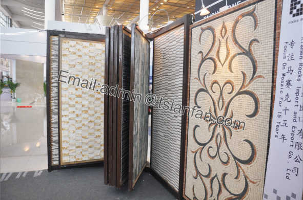 Mosaic Display Cases (9)