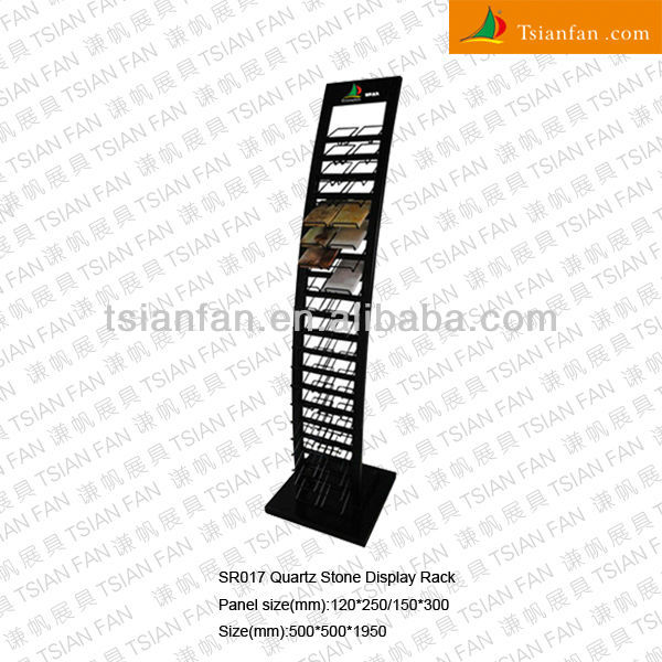 SR017 Artificial Stone Display Rack