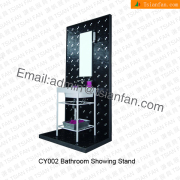 Bathroom Tile Metal Display Stand-CY002