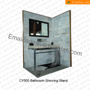 Floor Tile Display Racks-CY005