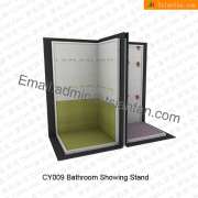 Floor Tile Metal Display Rack-CY009