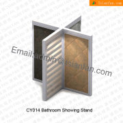 Wall Floor Tile Display Stand-CY014