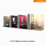 Bathroom Toilet Display Stand-CY015