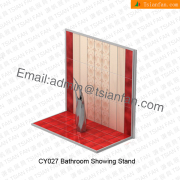 Bathroom Tile Display Rack-CY027