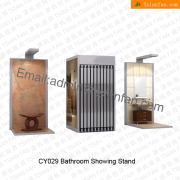 Bathroom Tile Metal Display Stand-CY029