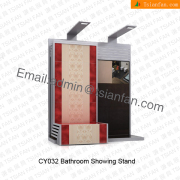Floor Tile Metal Display Stand-CY032