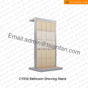 Bathroom Wall Tile Display Stand-CY039