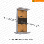 Bathroom Tile Display Stand-CY040