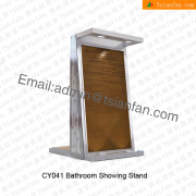 Bathroom Tile Display Stand-CY041
