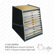 Drawer Stone & Tile Displays CC008