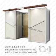 Ceramic Floor Tile Display Stand-CT040