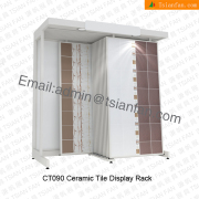 Floor Tile Display Stand-CT090
