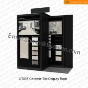 Ceramic Tile Floor Display Stand-CT097