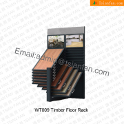 Wood Fooring Tile Display Rack-WT009
