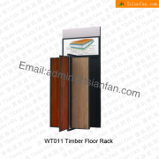 Wood Fooring Tile Display Rack-WT011