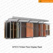 Wood Fooring Tile Display Rack-WT015