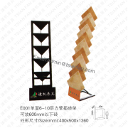 Metal Ceramic Tile Display Rack-E001