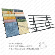 Stone Marble Sample Display Rack-E005