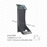 Wooden Flooring Display Stand-E045