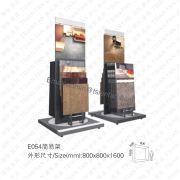 Metal Stone Sample Display Stand-E054