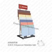 Ceramic Tile Metal Display Rack-E058