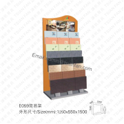 Stone Sample Metal Display Stand-E059