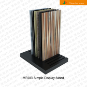 ME003 Tile Slotted Wooden Mosaic Rack
