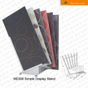 Stone Sample Board Display Stand-ME006