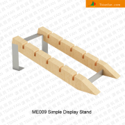 Ceramic Tile Wooden Display Stand-ME009