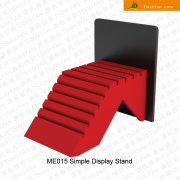 Stone Sample Display Wooden Stand-ME015