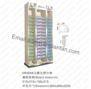 Mosaic Boards Sample Rack-MM048
