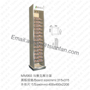 Mosaic Marble Showing Rack-MM050