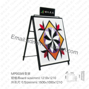 Mosaic Tile Sample Display Rack-MP003